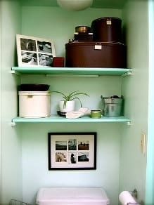 9 Bathroom Storage Ideas You Haven't Thought Of
