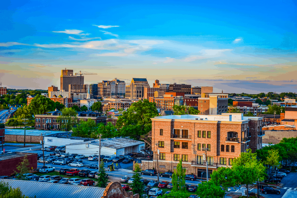 Greenville, SC, one of the cheapest places to live in south carolina