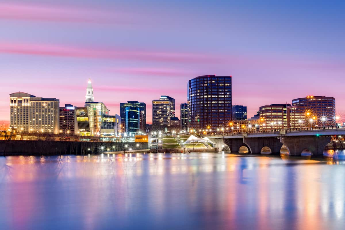 cheapest places to live in connecticut