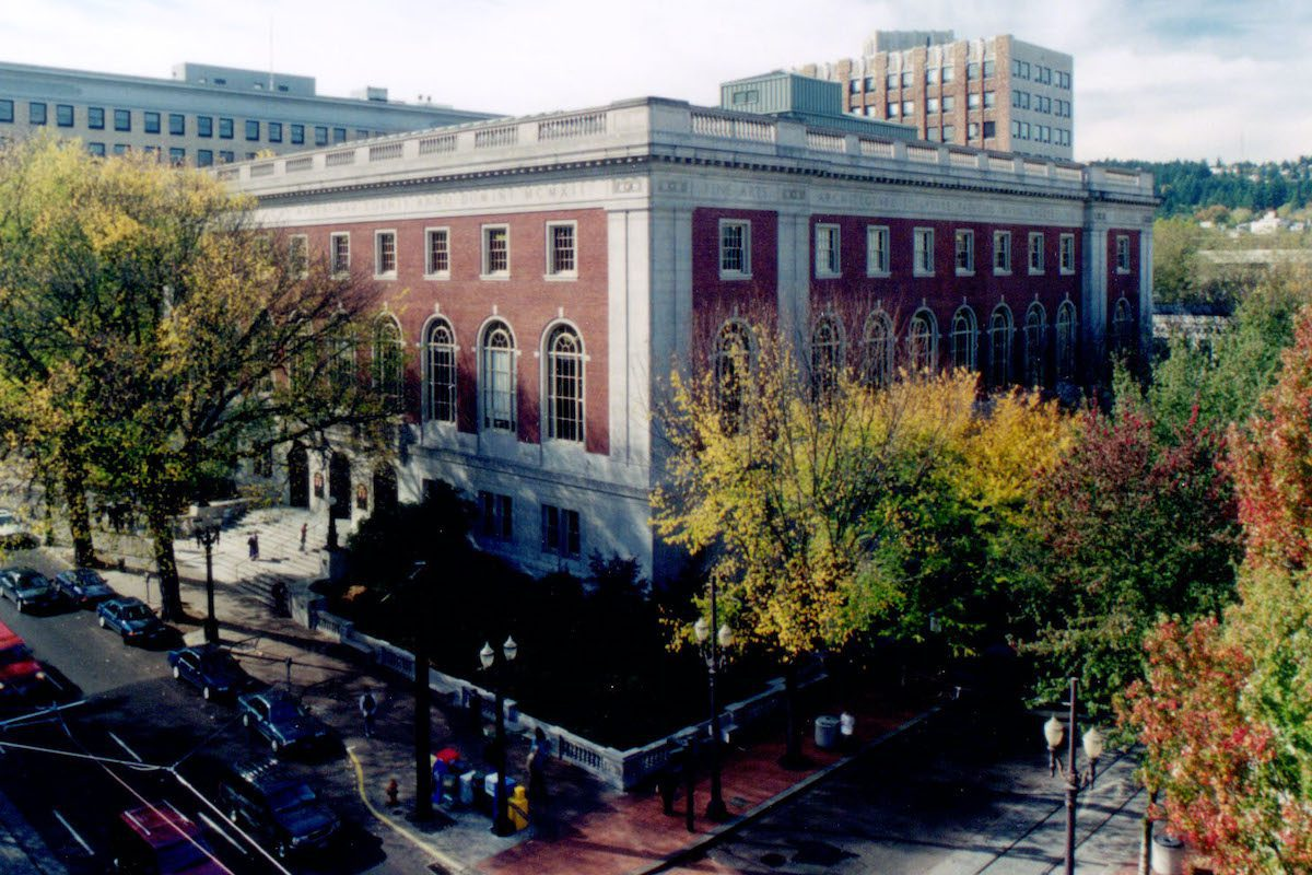 Central Library.