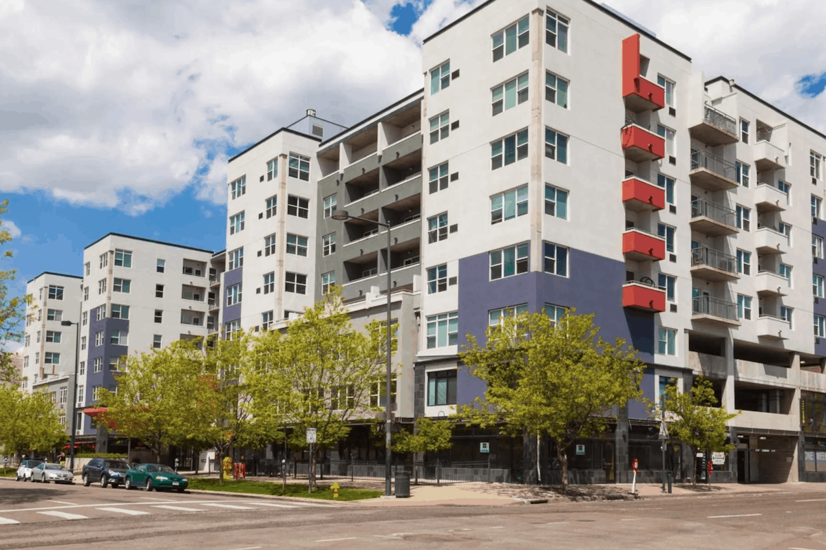 Residences at Capitol Hill.