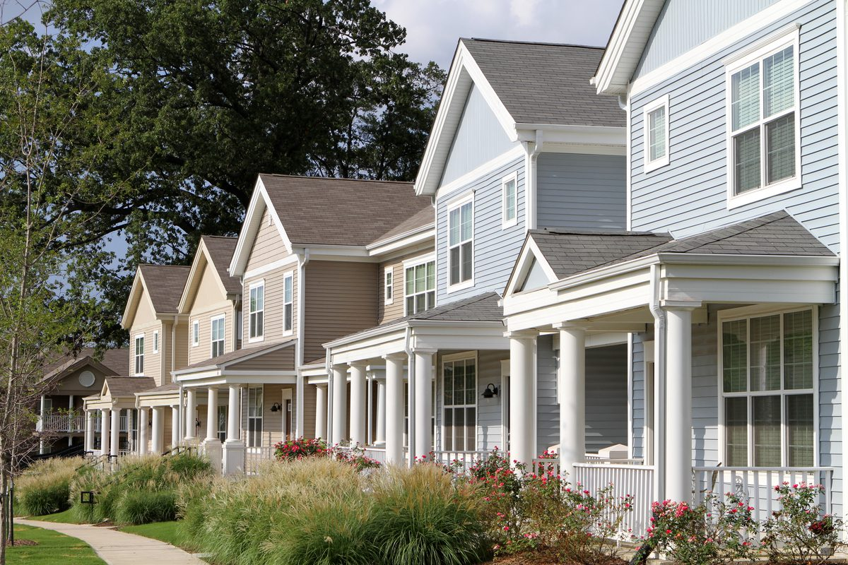 Build to rent houses