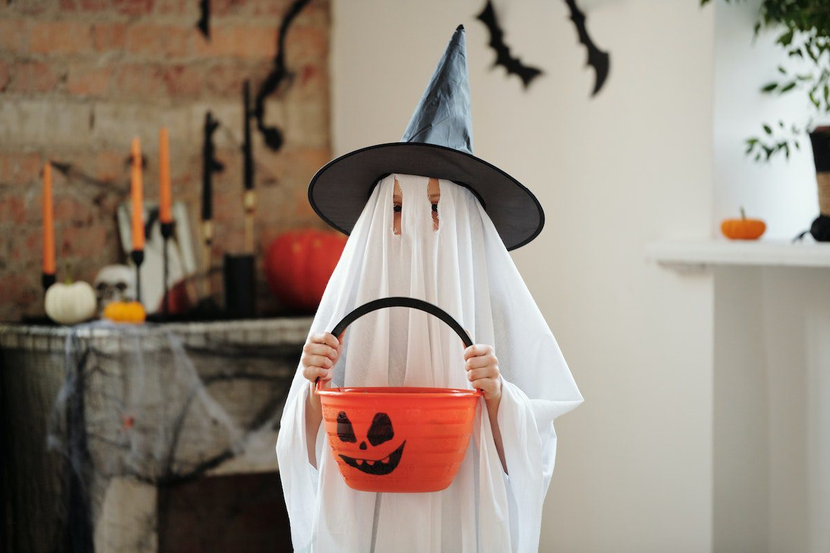 trick-or-treater