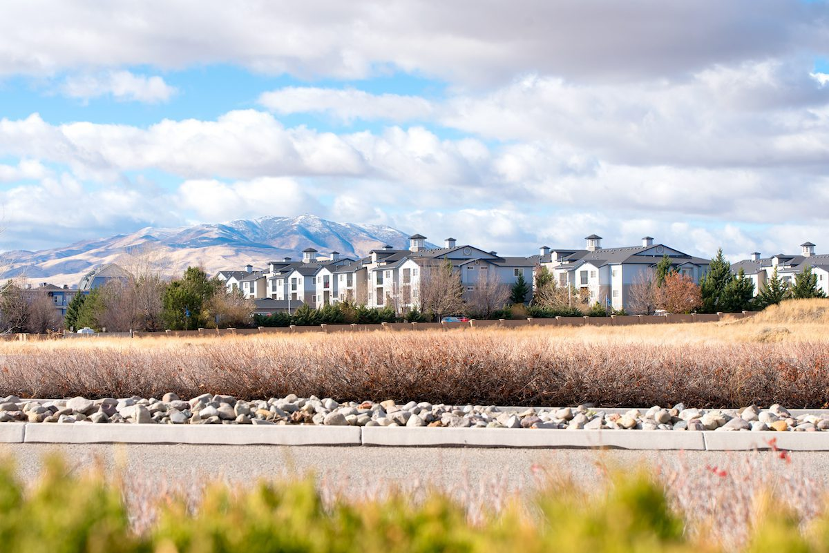 Townhouses in Reno, NV